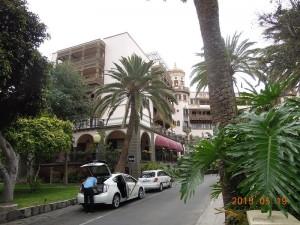 カナリア島ホテル