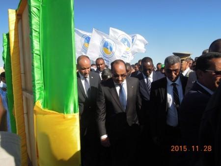 モーリタニア大統領