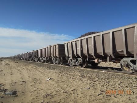 SNIM列車1.