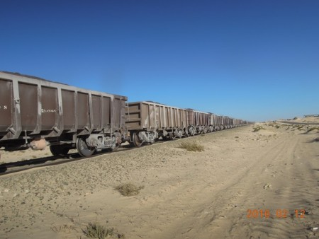 SNIM列車 2.