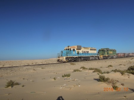 SNIM 列車 0.