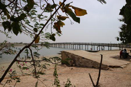 ジョアールの木製の橋(縮小)