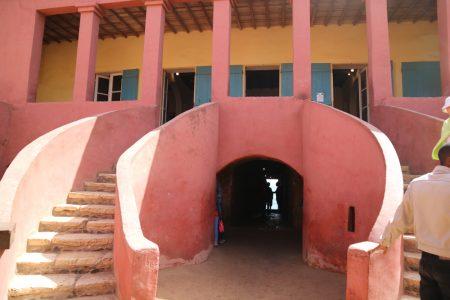 ゴレ島奴隷の館